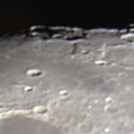 Cratere John Herschel - 23/07/2010