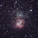 M20 (NGC 6514) - 03/07/2011