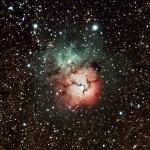 M8 (NGC 6514) - 17/06/2012