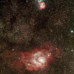 M8 (NGC 6523) - 17/06/2012
