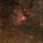 M17 (NGC 6618) - 16/06/2012