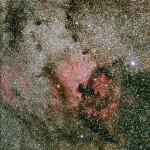 NGC7000 - 18/08/2012