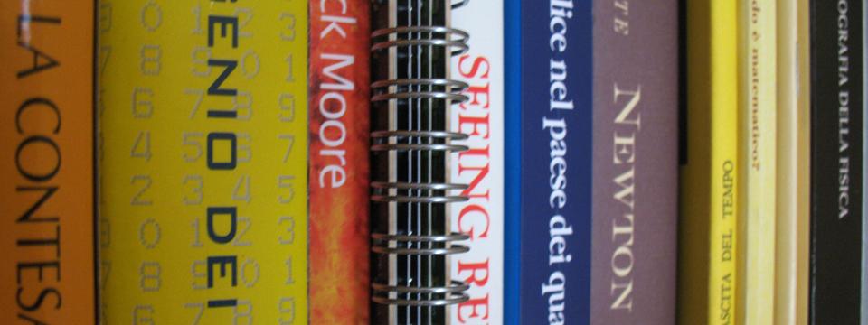 ASTROnomia: biblioteca astronomica. Recensioni di libri ed ebook di interesse astronomico.