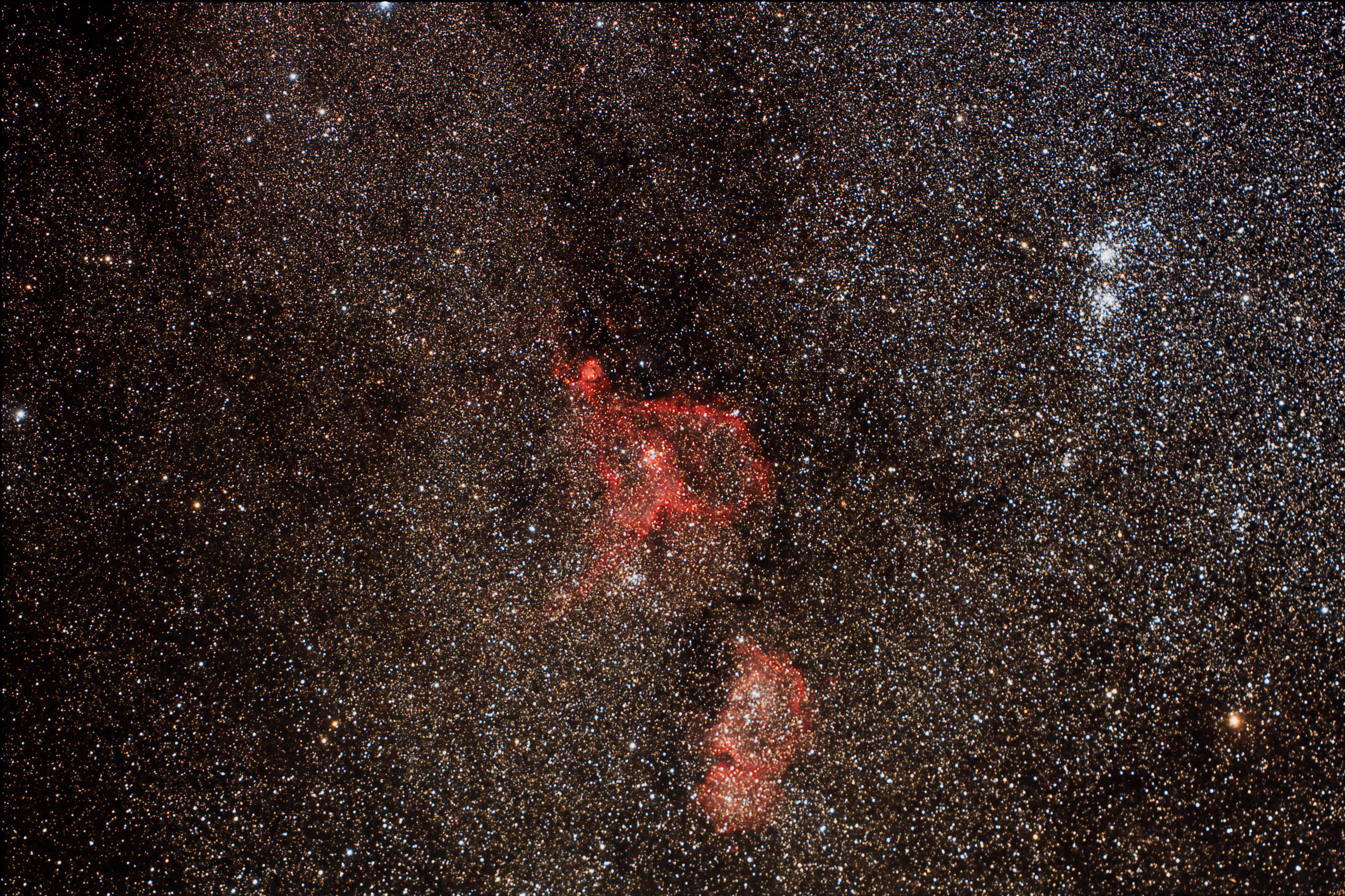 Astrofotografia A Medio Campo Astrotrezziit