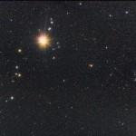 Pleiadi, Iadi e Giove - 02/03/2013