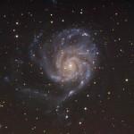 M101 (NGC 5457) - 31/03/2013