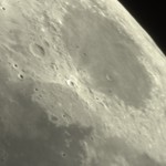 cratere Proclus - 24/12/2017