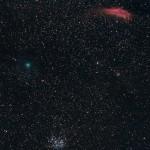 Cometa 46P/Wirtanen, Varenna (LC) - 18/12/2018